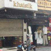 Đã có kết luận vụ khăn lụa Khaisilk 'made in China'