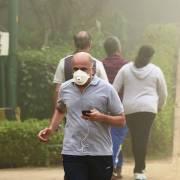 Ô nhiễm không khí đe doạ người già