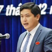 Tạm đình chỉ công tác Giám đốc Sở Kế hoạch và Đầu tư Quảng Nam