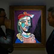 Một bức tranh của Picasso có thể đặt mức giá 50 triệu USD