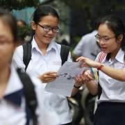 Bộ GD-ĐT công bố dự thảo chương trình phổ thông mới