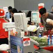 Những ngày cuối năm, siêu thị tăng sức mua