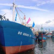Hỗ trợ 35% giá trị đầu tư đóng mới tàu khai thác xa bờ, tàu dịch vụ hậu cần