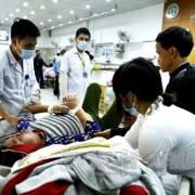 13 người thiệt mạng và gần 3.000 người nhập viện vì đánh nhau