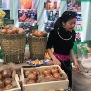 Đặc sản quê đổ bộ chợ Tết Sài Gòn – Hà Nội