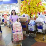 Lịch hoạt động siêu thị dịp Tết