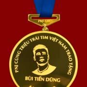 PNJ chính thức trao tặng bộ huy chương 'niềm tin vàng' cho U23 Việt Nam