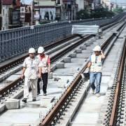 Đường sắt Cát Linh – Hà Đông sẽ chạy thử vào ngày 2/9