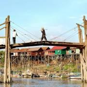 Lưu vực Mekong lâm cảnh khốn cùng