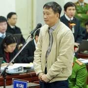 Ông Trịnh Xuân Thanh kháng cáo