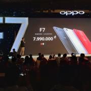 Thị trường có thêm chiếc smartphone 'tai thỏ' Oppo F7