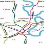 Bộ Kế hoạch – Đầu tư thu hồi văn bản về tuyến metro số 5