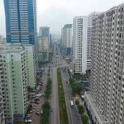 Không phát triển chung cư ở khu vực trung tâm Hà Nội và TP.HCM