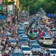 Việt Nam đang đối mặt với nhiều thách thức về giao thông đô thị