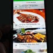 Grab Việt Nam thử nghiệm dịch vụ giao thức ăn tại 5 quận của TP.HCM