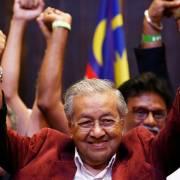 Bầu cử Malaysia: Cựu thủ tướng 92 tuổi giành chiến thắng lịch sử