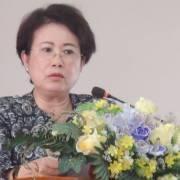 Cách hết chức vụ trong Đảng của bà Phan Thị Mỹ Thanh
