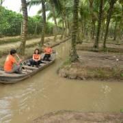 Vui hè miệt sông nước Cần Thơ
