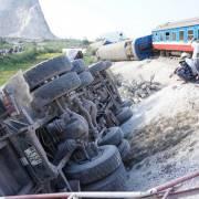 Lãnh đạo ngành đường sắt nhận 'phê bình nghiêm khắc' sau một loạt vụ tai nạn