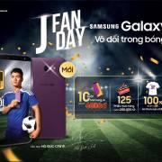 J6 và J4 được giảm giá tại 'Samsung J-Fanday' của FPT Shop