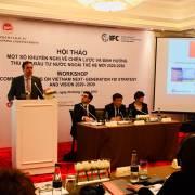 Báo cáo FDI thế hệ mới: môi trường kinh doanh được đánh giá chỉ ở mức 2.0
