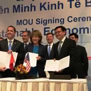 TP.HCM và Los Angeles thành lập Liên minh kinh tế bền vững