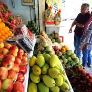 Rau quả Thái 'mượn đường' sang Trung Quốc