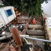 TP.HCM: 24,4 tỷ đồng/năm thuê siêu máy bơm chống ngập đường Nguyễn Hữu Cảnh?