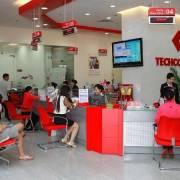 Techcombank công bố mức lãi kỷ lục hơn 5.000 tỷ đồng