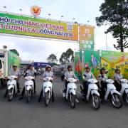 Hội chợ HVNCLC ở Đồng Nai 2018