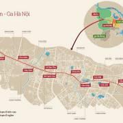 Đường sắt đô thị số 2 Hà Nội đội vốn thêm 16.000 tỷ đồng