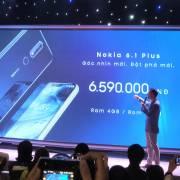 26/8/2018, chính thức mở bán Nokia 6.1 plus tại Việt Nam