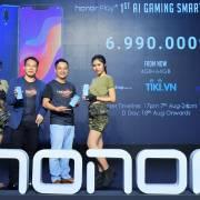 Thị trường smartphone: Honor chơi sốc giá