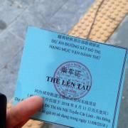Tổng thầu Trung Quốc tự ý in thẻ cho người nhà