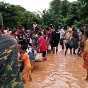 Chính phủ Lào thanh tra toàn bộ tiêu chuẩn đập