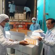 Việt Nam lần đầu xuất trứng vịt muối sang Úc