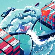 Các công ty châu Á chèo chống thế nào trước cuộc chiến thương mại