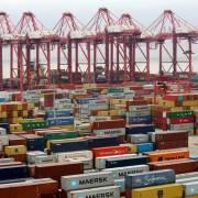Thặng dư thương mại của Trung Quốc với Mỹ lập kỷ lục trong tháng 8