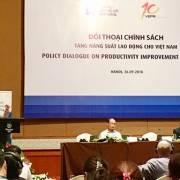 Năng suất lao động của Việt Nam vẫn ở mức thấp