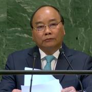 Thủ tướng Nguyễn Xuân Phúc phát biểu tại Đại hội đồng Liên Hợp Quốc