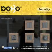 Thiết bị điện DoBo vào Việt Nam từ 2012