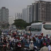 TP.HCM chi hơn 96.000 tỷ đồng giảm ùn tắc giao thông
