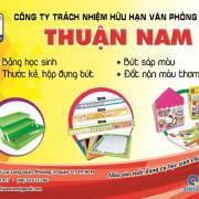 Thuận Nam là tri kỷ của học sinh