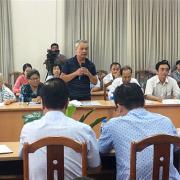 Chủ tịch UBND TP.HCM tiếp xúc người dân khu 4,3ha ở Thủ Thiêm