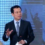 Bộ trưởng Nguyễn Mạnh Hùng đề xuất Chính phủ mua công nghệ mới của startup