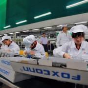 Foxconn đang thuê 250.000 m2 đất ở Bắc Giang