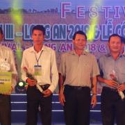 Gạo hữu cơ ST24 đạt giải nhất 'Gạo ngon thương hiệu Việt'