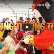 [Video] Hội chợ HVNCLC Buôn Ma Thuột 2018 – Bất ngờ những chuyến xe