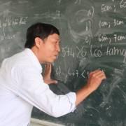 Đạo đức trong trường học, bắt đầu từ thầy cô