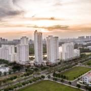 CBRE: Giá căn hộ tại Sài Gòn tiếp tục tăng